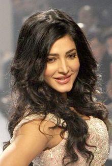 Shruti Haasan Telugu Actress Profile