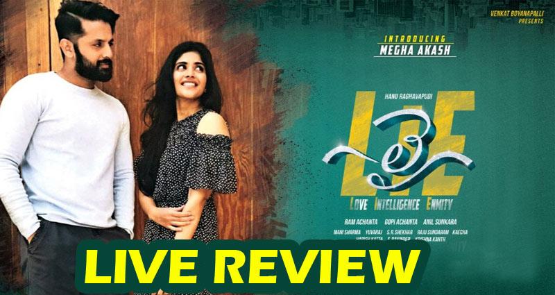LIE movie Live review by audience: LIE Telugu Cinema Review |  LIE Telugu Movie News | Cinema Profile